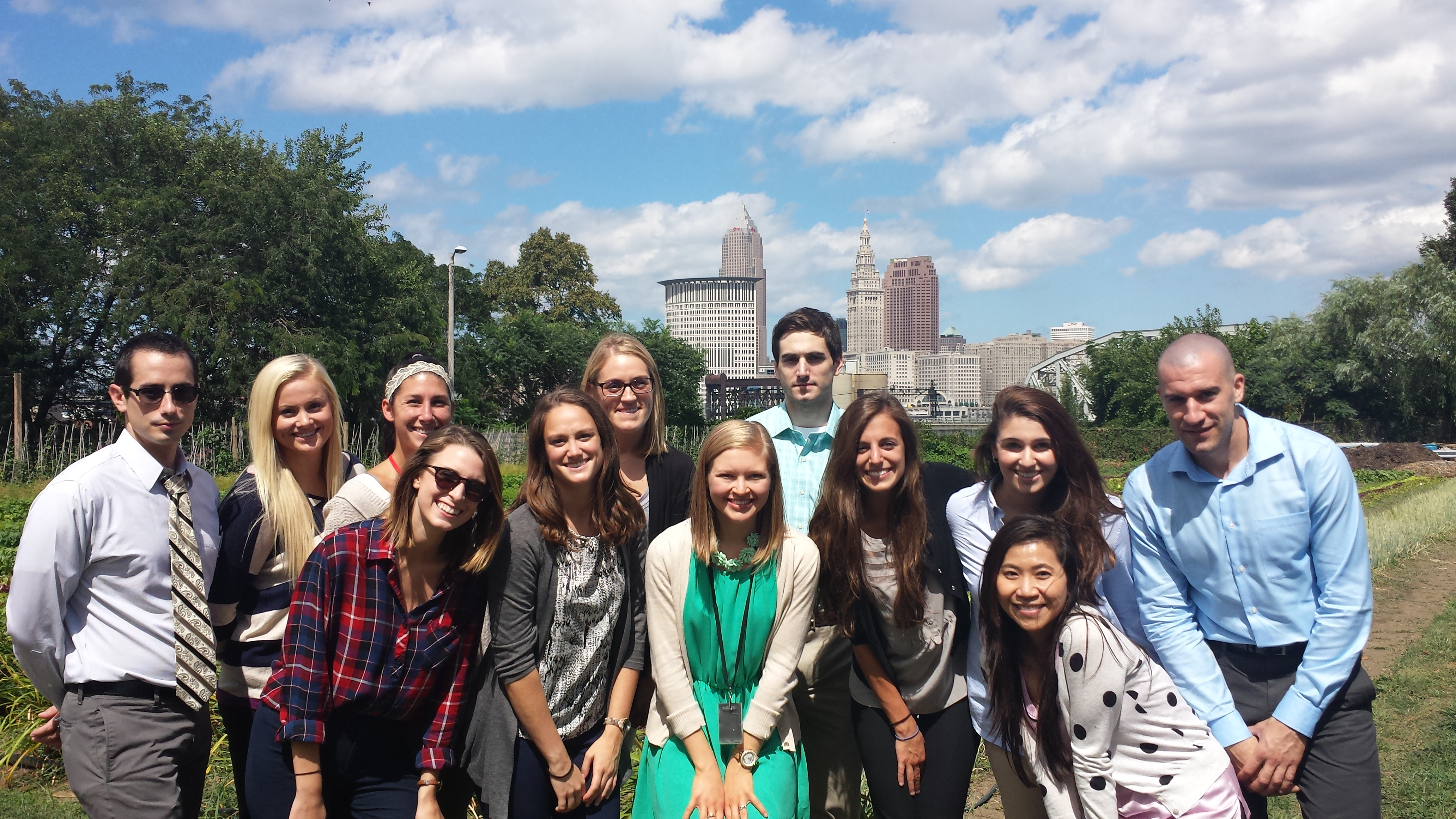 Cleveland Dietetic Interns